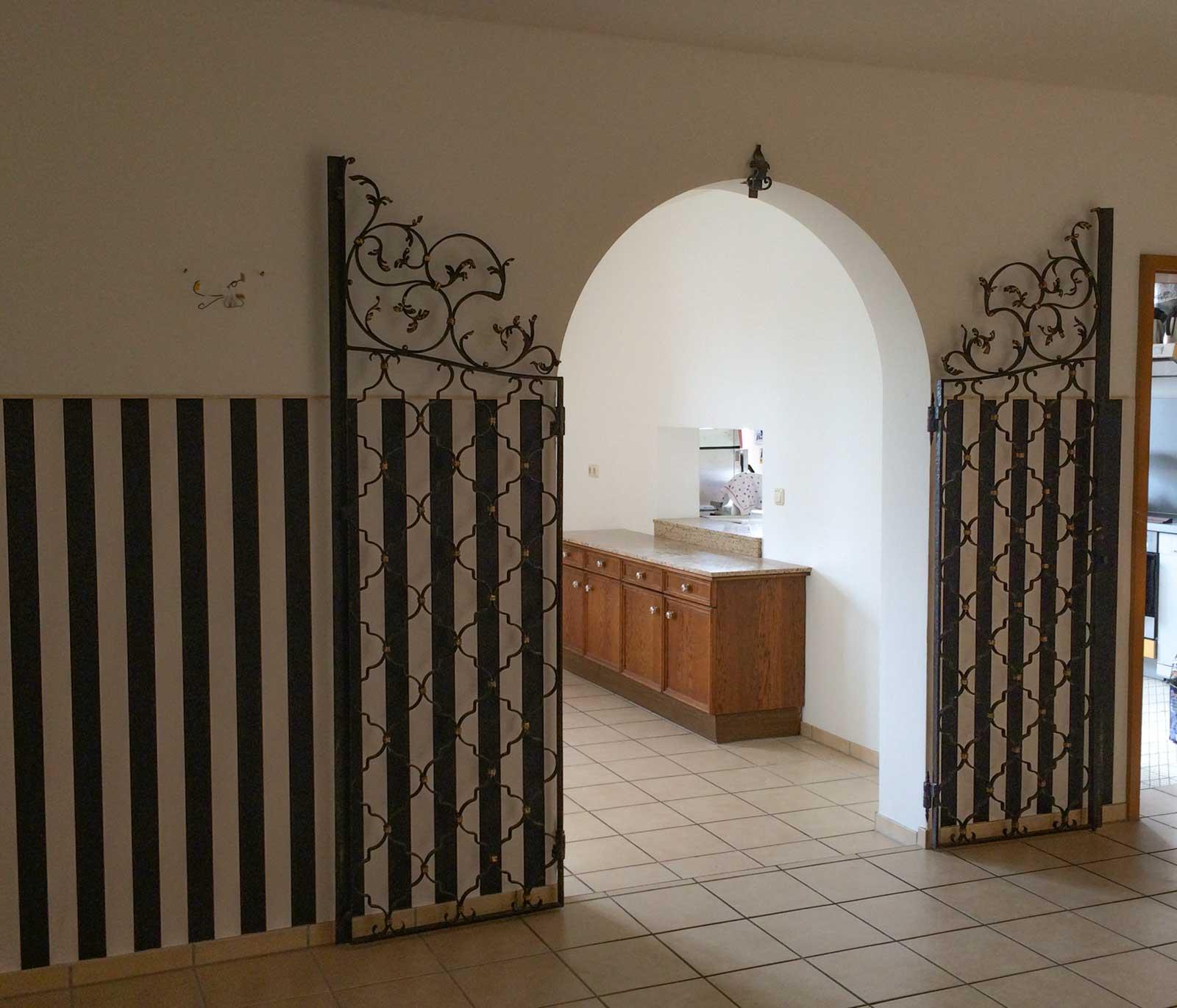 Empfangsbereich - Rezeption, Hotel Gut Schwaige in Ebenhausen